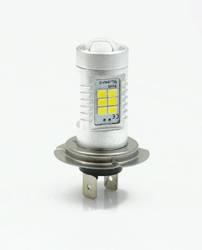 Car LED Bulb H7 21 SMD 2835