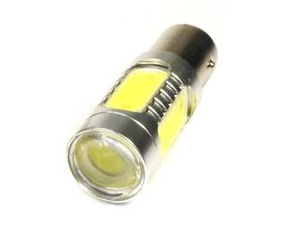 LED car bulb BA15S COB 7,5W