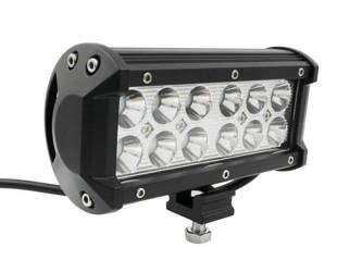 WL5936R-Spot | Work Light 36W CREE Light Bar rectangular