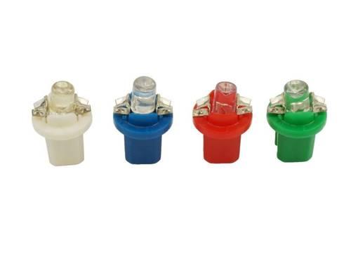 Automotive LED bulb T5 R5 8.5D 1 FLUX