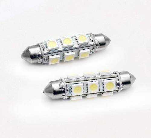 C5W LED Bulb Car 12 SMD 1210 360st