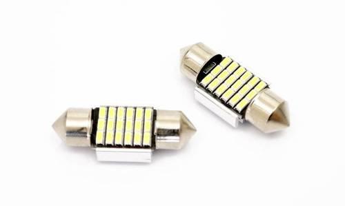 C5W LED Bulb Car 18 3014 SMD CAN BUS