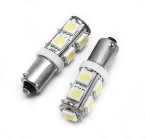 Car BA9S LED Bulb 9 SMD 5050