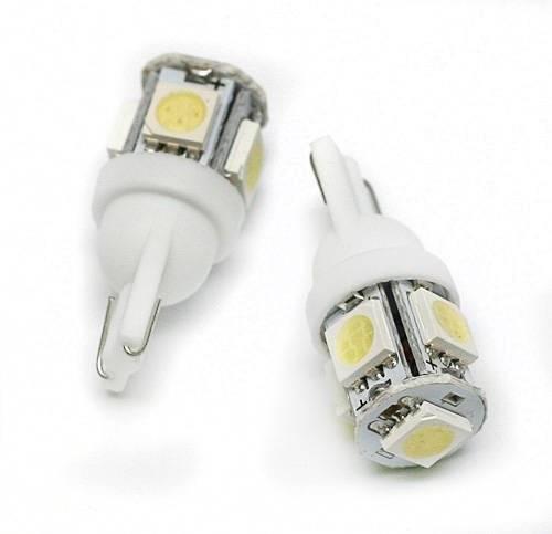 Car LED bulb W5W T10 5 SMD 5050