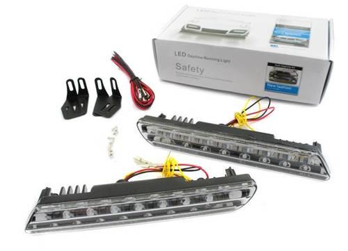 DRL 20   LED light daytime running indicator