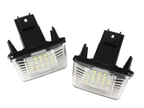 Highlights LHLP037S28 plate LED PEUGEOT 207 306 307 206 308 406 407