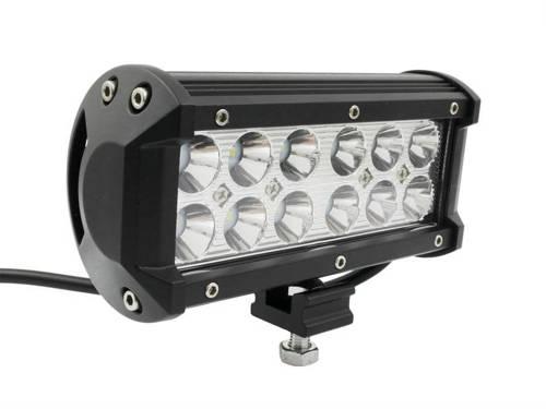 WL5936R-Spot   Work Light 36W CREE Light Bar rectangular
