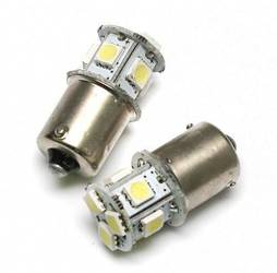 Auto-Birnen BA15S 8 LED SMD 5050