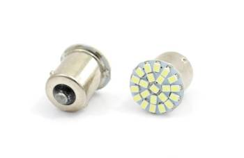 Auto-LED-Birne BA15S 22 SMD 1210 FRONT