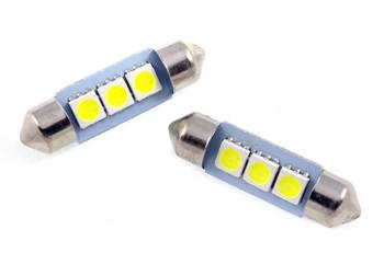 Auto LED-Birne C5W 3 SMD 5050