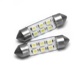 Auto LED-Birne C5W 6 SMD 1210