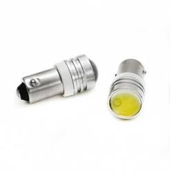 Auto-LED-Lampe BA9S 3W HIGH POWER LENS