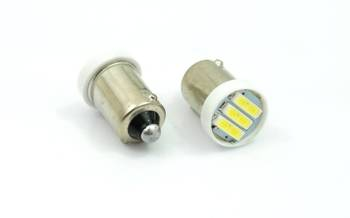 Auto-LED-Lampe BA9S 7014 SMD 3