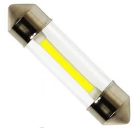 Auto-LED-Lampe C5W COB 1W HEIZFADEN
