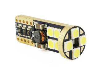 Auto-LED-Lampe W5W T10 12 3030 SMD CREE Blister