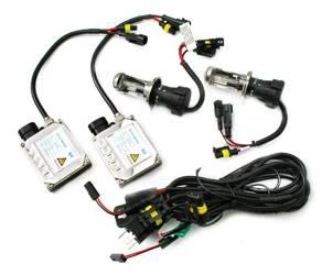 H4 55W AC Bixenon HID Kit