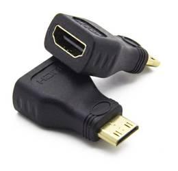 HD-MI | Adapter HDMI auf HDMI Mini und Micro HDMI | 4K | 3D