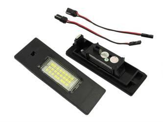 LHLP002S28 LED Kennzeichenbeleuchtung BMW E81 E87 E63 E64 F06 F12 F20 / Alfa Romeo