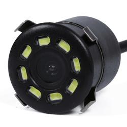 PZ404   Die Rückfahrkamera 8 LED-Runde