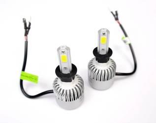 Abblendlicht-Lampe H7 COB LED 3600lm