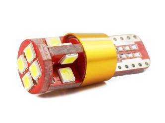 Auto LED-Birne T10 W5W12 SMD CREE 3030 GOLD CANBUS