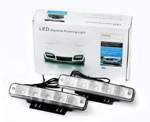 DRL 03 | LED-Tagfahrlicht mit automatischer | SMD 5050