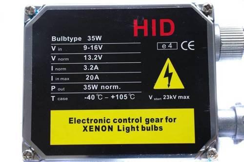 35W 12V DC XENON HID Wechselrichter