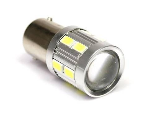 Auto-LED-Birne BA15S 16 SMD 5630 Linse