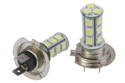 Auto-LED-Birnen-H7 18 SMD 5050