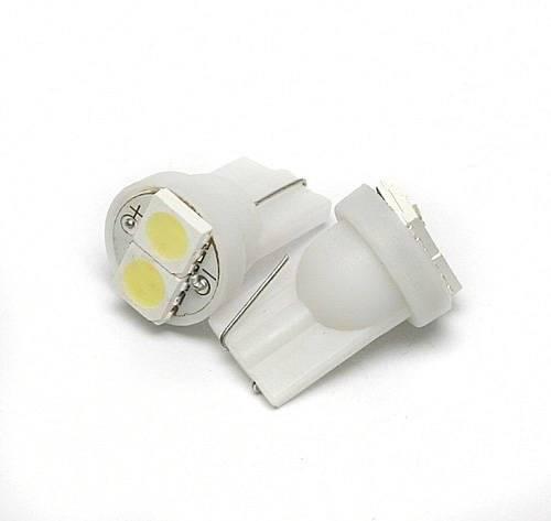 Auto-LED-Lampe W5W T10 2 SMD 5050