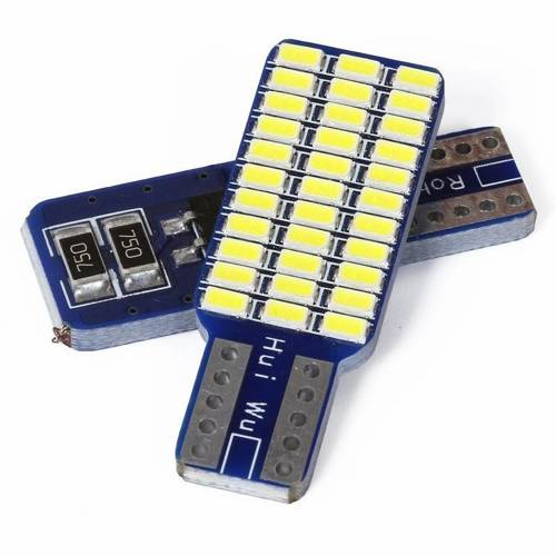Birnen-LED Auto T10 W5W 33 SMD 3014