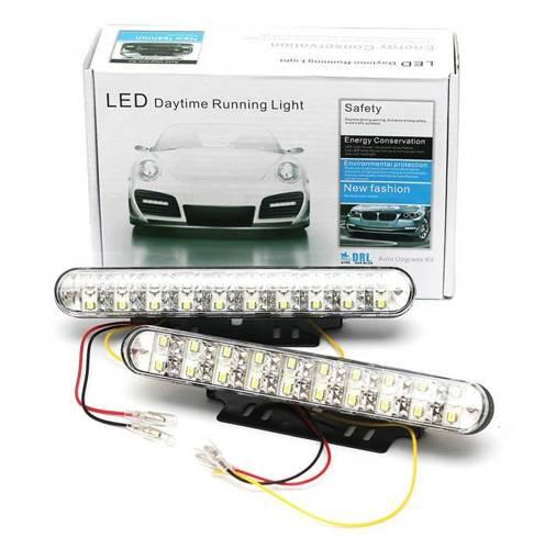 DRL 06   LED-Tagfahrlicht-Anzeige