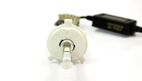 H4 LED-Lampe CREE R3 Truewhite ™ Technologie 4800 lm - 1 Stück - Versions-Motorrad