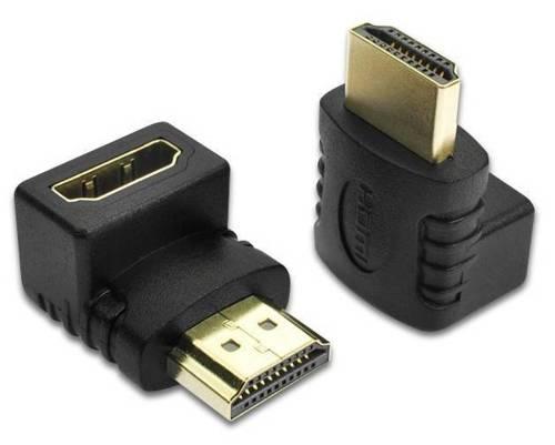 HA-90 | Winkel HDMI Adapter | 4K | 3D | 15 cm