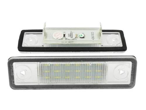 PZD0059 LED-Hintergrundbeleuchtung Platte Opel Omega, Vectra, Tigra, Signum