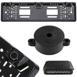 ADP-808-3 | Czujniki parkowania w ramce tablicy rejestracyjnej z sygnałem akustycznym Buzzer