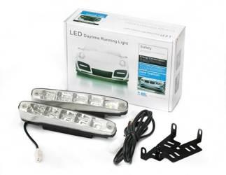 DRL 07 | Światła LED do jazdy dziennej | skośne
