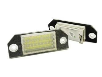 LHLP019S28 Lampki podświetlenia tablicy rejestracyjnej LED FORD FOCUS II do 2008, C-MAX