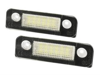 LHLP022S28 Lampki podświetlenia tablicy rejestracyjnej LED FORD MONDEO MK2, Fiesta MK6, Fusion
