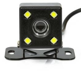 PZ412 | Kamera cofania HD Night Vision | 4 diody LED | IR