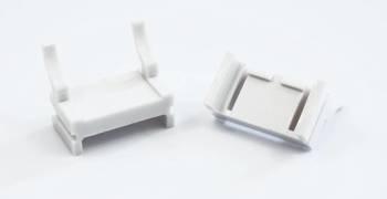 TK-013 | Adapter do mocowania żarnika Ford Focus | do świateł mijania | proste, symetryczne ząbki