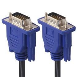 VG-1.5-1.5M | Kabel VGA - VGA | D-SUB | FULL HD - 1080p | 1,5 metra