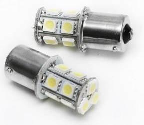 Żarówka samochodowa LED BA15S 13 SMD 5050