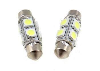 Żarówka samochodowa LED C5W 8 SMD 5050 360st