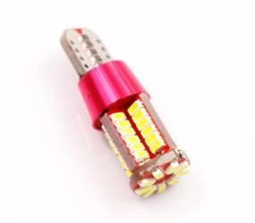 Żarówka samochodowa LED W5W T10 57 SMD 3014 CAN BUS
