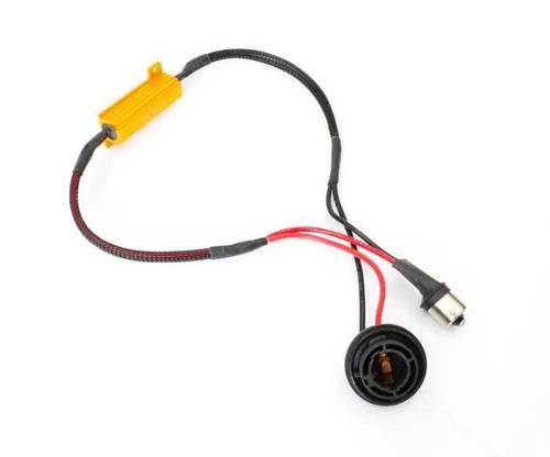 D-50W-8-BAU15S | Filtr LED CAN BUS 50W 8Ω - oprawka PY21W / Bau15S