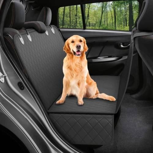 DM001-1 | mata samochodowa do transportu zwierząt / pokrowiec na siedzenia