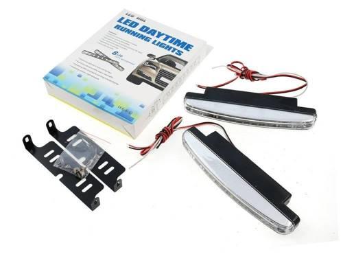 DRL 02A | Światła LED do jazdy dziennej | diody SMD 3528