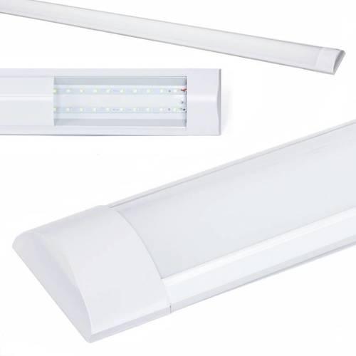 IFX-28W-900 | Panel sufitowy LED 28W 90 cm | Natynkowy panel CCD niemrugający