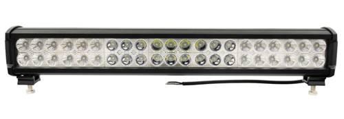 LB-126W-C | Lampa robocza 42 X 3W prostokątna 126W Combo